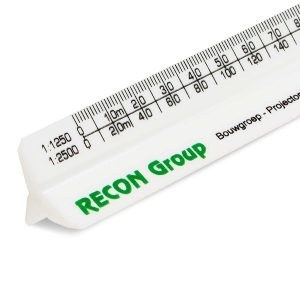 300mm Promotional Triangular Rulers