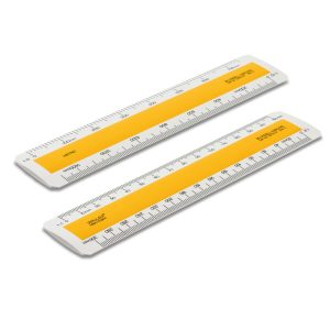 Verulam scale ruler, 150mm