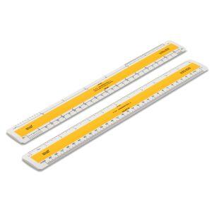 Verulam conversion ruler