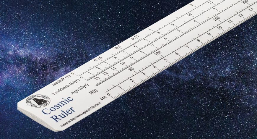 scale ruler with bespoke design